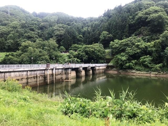 湯の瀬ダム (4)