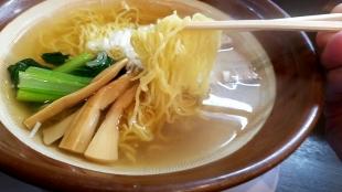 市玄 朝っぱらーめん 麺スープ