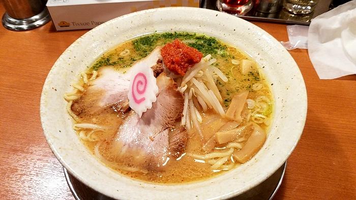 チャーシュウヤ武蔵イオン県央 辛し味噌ラーメン