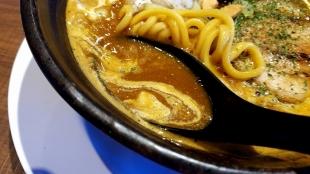 ら麺のりダー 華麗らーめん スープ