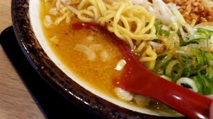 まごころ亭 霜降味噌ラーメン スープ
