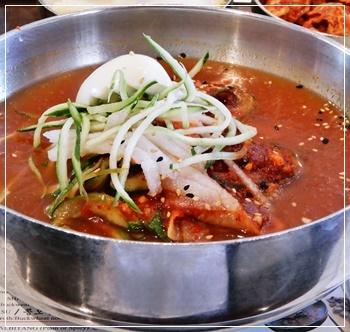 ビーフ冷麺