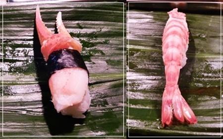 蟹&クルマエビ