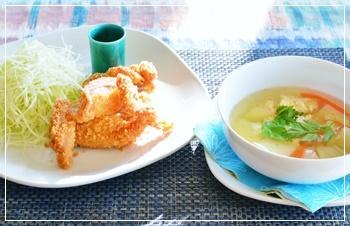 chicken竜田揚げ
