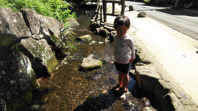 黒川公園にて