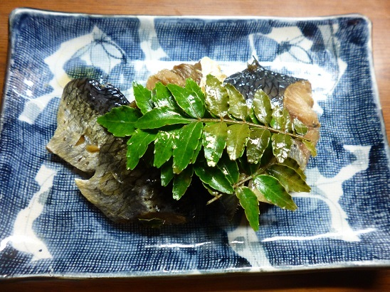 にしんの山椒漬け2018061102