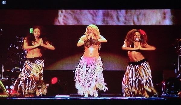 Shakira Waka Waka 1