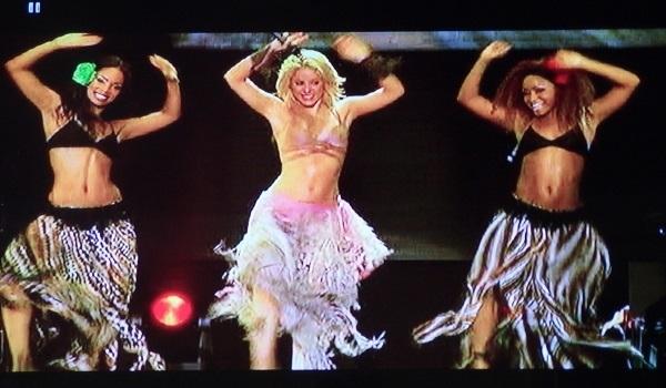 Shakira Waka Waka 2