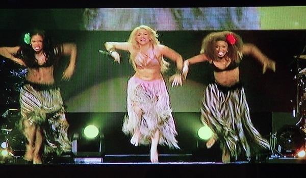 Shakira Waka Waka 3