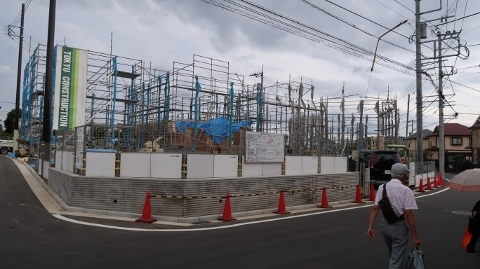 あざみ野2-18-1開発9月28日 (480x269)