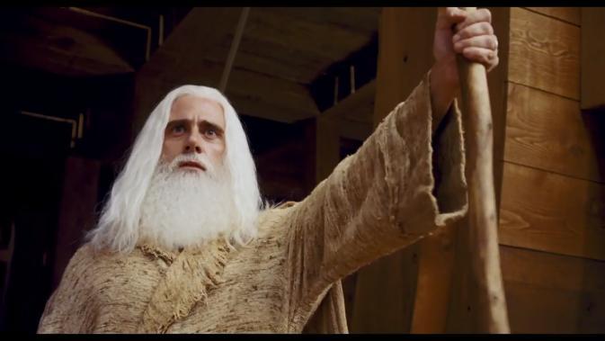 ea-Steve Carell as god
