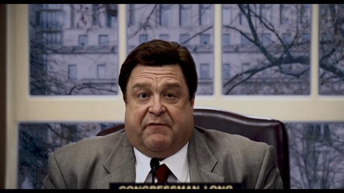 ea-John Goodman as Chuck Long