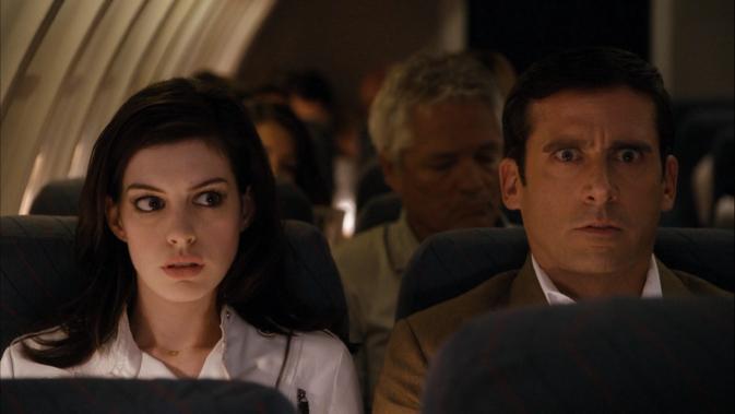 gs-Anne Steve in plane