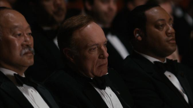 gs-James Caan as president bored
