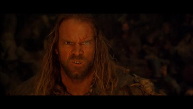 tsk-Tyler Mane as Barbarian Chieftain