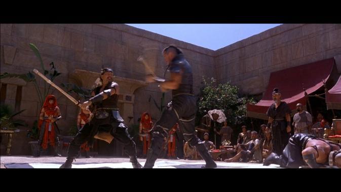tsk-bamboo sword trial