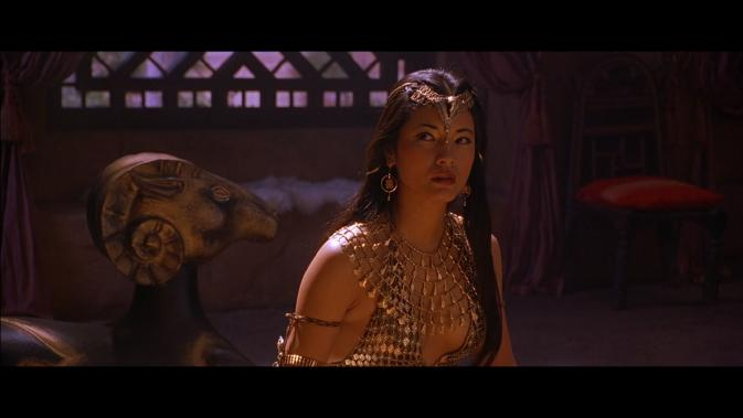 tsk-Kelly Hu as The Sorceress2