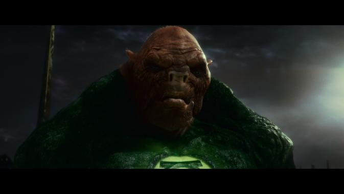 gl-Michael Clarke Duncan as Kilowog