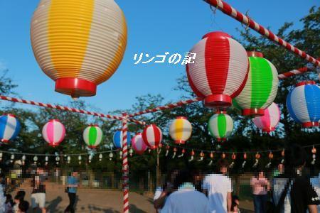 保育所夏祭り②