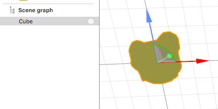 Xcodeで示される構成