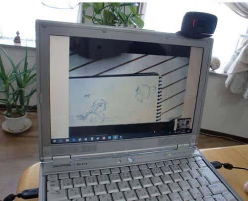 Skypeと一緒に