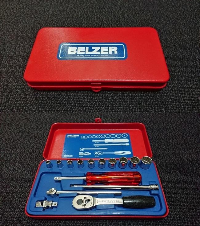 BELZER A6700DM ソケットレンチセット 1