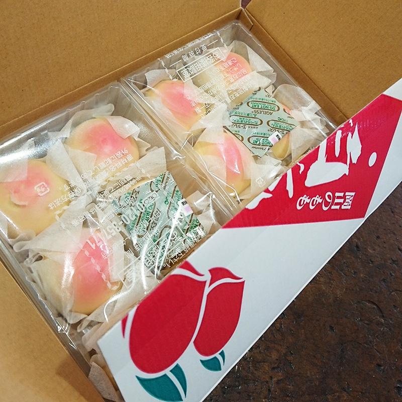 岡山白桃お菓子