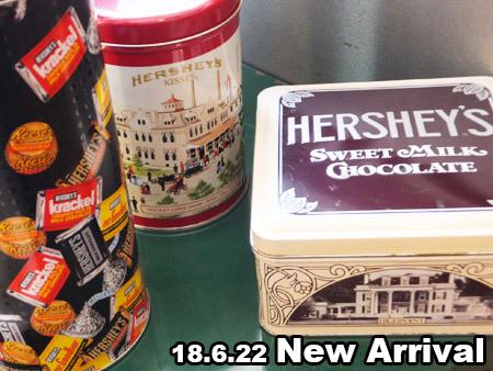 HERSHEY'S ハーシーズ缶