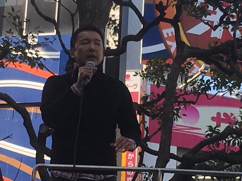 0224改憲阻止3000万人署名@蒲田-4