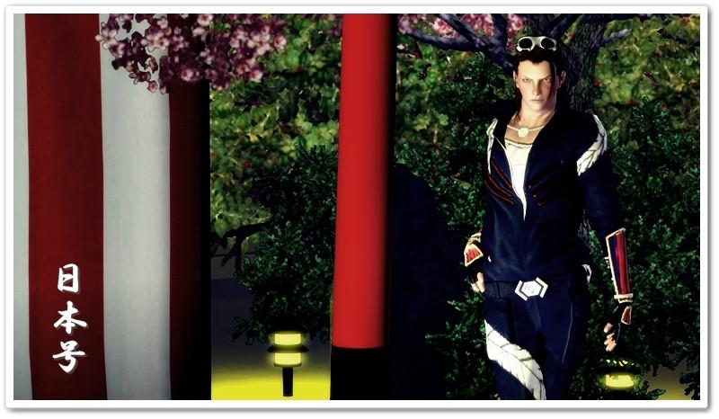 日本号衣装についてのコメントへのお返事