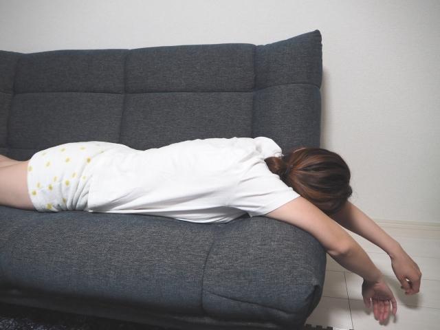 たっぷり寝ているのに眠いと思ったら、、、