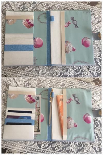 母子手帳ケース (2)