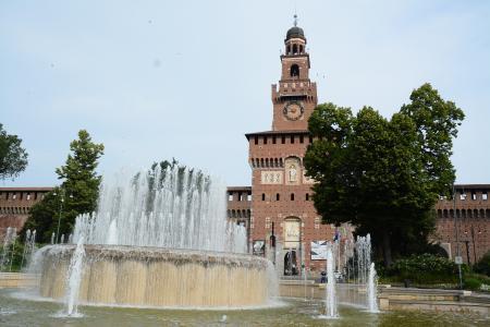 イタリア ミラノ (1)
