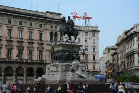 イタリア ミラノ (4)