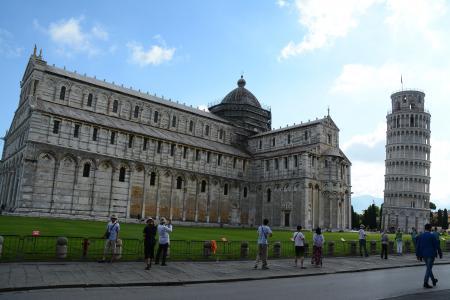 イタリア ピサ (1)