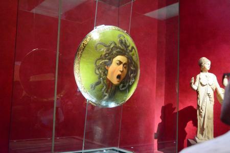 フィレンツェウフィツィ美術館 (12)