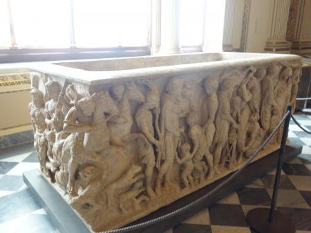 フィレンツェウフィツィ美術館 (13)