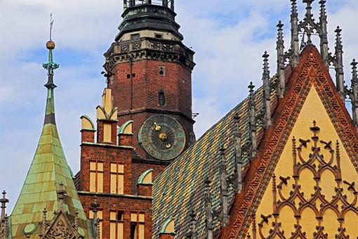 ヴロツワフ市庁舎