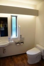 トイレ竣工1