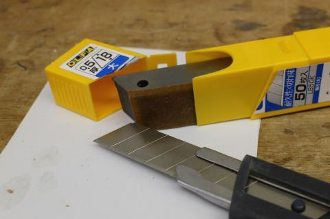 OLFAのカッターの刃