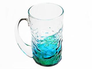琉球ガラス,ビールジョッキ,ギフト,取り寄せ