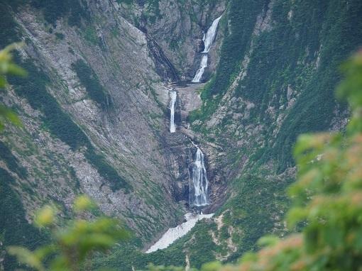 梅花皮の大滝