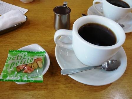ミヤ:アメリカンコーヒー1