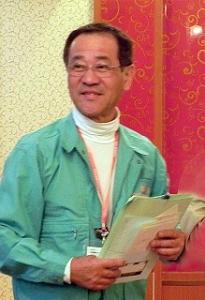 s-沙漠緑化ナゴヤ 池田事務局長