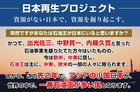 日本再生プロジェクト
