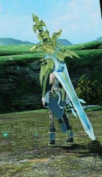 リュミ剣装備2