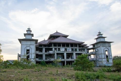バリ島 廃墟-3