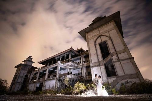 バリ島 廃墟-1
