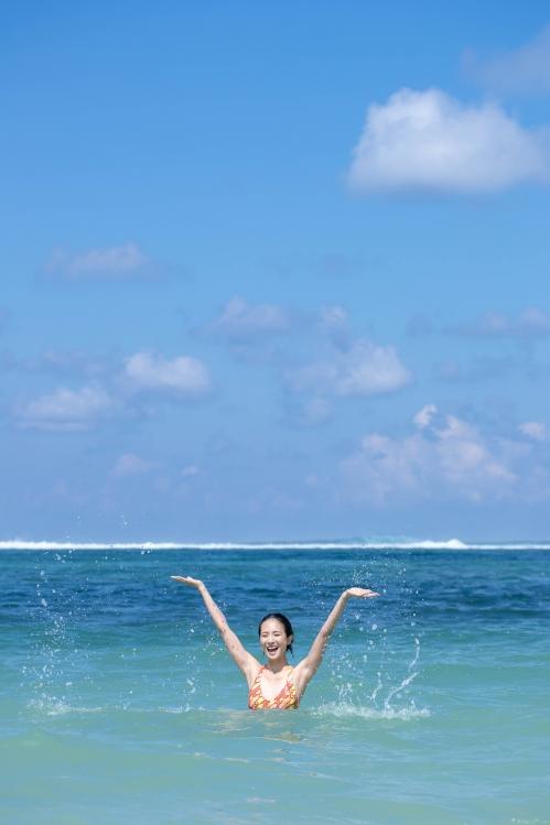 バリ島 ゲゲールビーチ-1