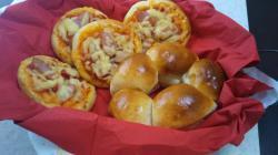 ラタトゥイユパン&ミルクリングパン3